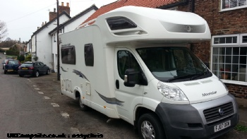 Lunar Moonstar 580, 4 berth, (2007)