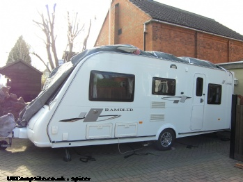 Compass rambler special edition, 5 berth, (2009)