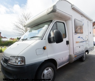 Swift Sundance 530LP, 2 berth, (2004)