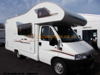 Swift Sundance 600S, 4 berth, (2003)