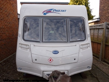 Bailey Pageant S6 Bretagne, 6 berth, (2008)