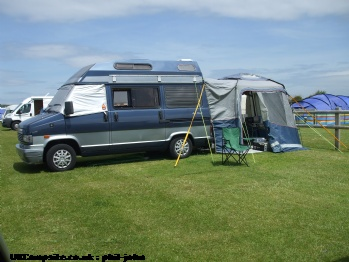 Peugeot Express, 2 berth, (1993)