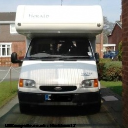 Ford Squire, 4 berth, (2000)
