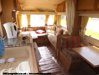 Swift Challenger 520SE, 4 berth, (1996)