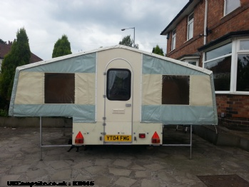 Dandy Discovery, 4 berth, (1998)