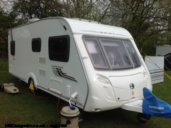 Swift Charisma 550, 4 berth, (2009)