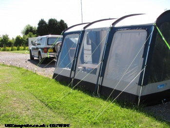 KAMPA RALLY CLUB AWNING
