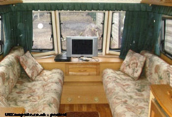 ABI award transtar, 2 berth, (1998)