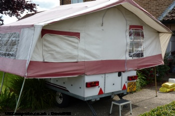 Conway Challenger, 4 berth, (1989)