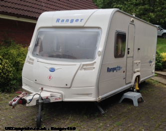 Bailey Ranger 460/4, 4 berth, (2008)