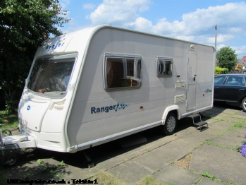 Bailey Ranger 500/5, 5 berth, (2007)