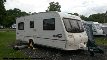 Bailey Pageant Bordeaux, 4 berth, (2005)