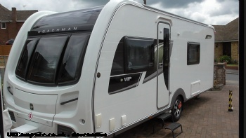 Coachman VIP 565/4, 4 berth, (2012)
