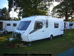 Sterling eccles 90 , 4 berth, (2010)