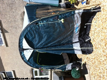 Porch Awning (folding camper)