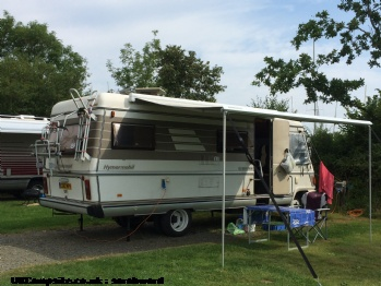 Hymer S660 Mercedes, 6 berth, (1988)