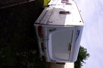 Ace Aristocrat 500, 4 berth, (2005)