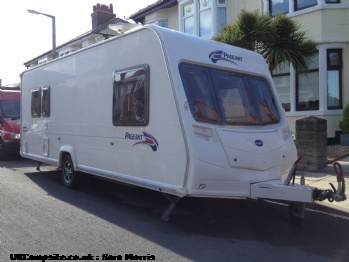 Bailey Provence Pageant 6, 5 berth, (2007)