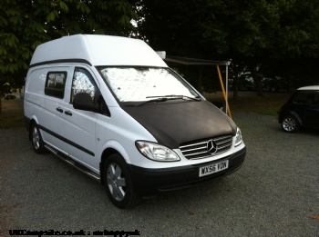 Mercedes vito 111, 2 berth, (2006)