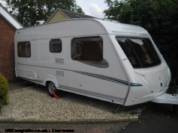 Abbey Aventura 318 2006 Model, 4 berth, (2006)