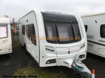 Coachman VIP 520/4, 4 berth, (2013)