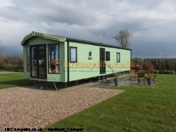 Willerby Winchester, 5 berth, (2016)