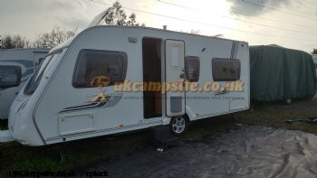 Swift Challnger 540 fixed bed, 4 berth, (2008)