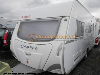 Dethleffs Camper DL540, 4 berth, (2005)