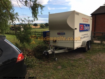 Brenderup 12 for conversion, 2 berth, (2006)