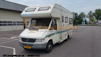 Mercedes Foster & Day, 4 berth, (1998)
