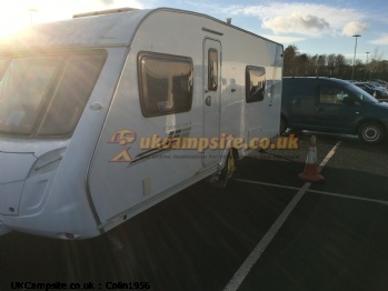 Swift Chrisma , 4 berth, (2010)