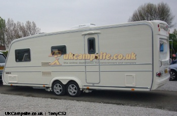 Vanmaster Occasion 640 SD, 3 berth, (2007)