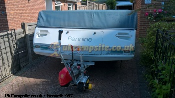 Pennine Sovereign 545 TC, 6 berth, (2002)