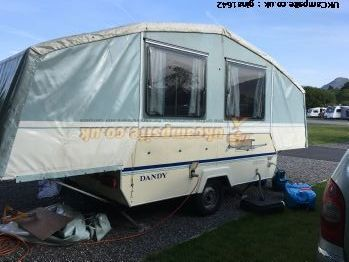 Dandy Destiny pale blue /white, 6 berth, (1998)