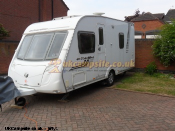 Swift Coastline 470 SE, 4 berth, (2009)