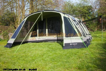 Outwell Wolf Lake 7, 7+ berth, (2014)