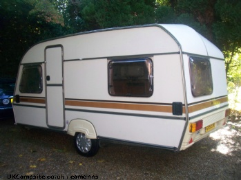 ABI ACE Pioneer, 4 berth, (1989)