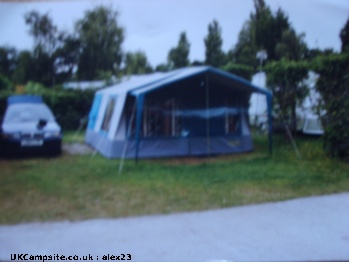 SunnCamp Holiday 250, 7+ berth, (1998)