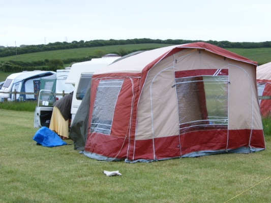 Romahome Awning Ukcampsite Co Uk Motorhomes And Campervans
