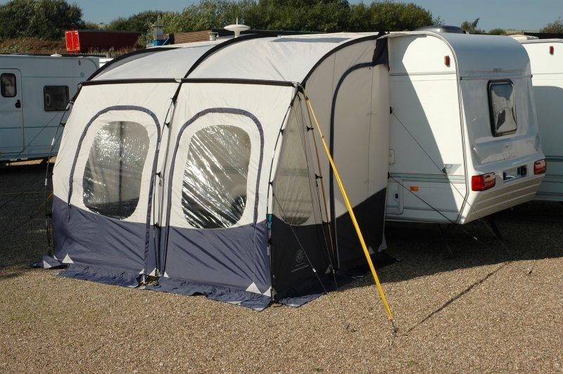 Porch Awning For Pop Top UKCampsitecouk Caravans And Caravanning