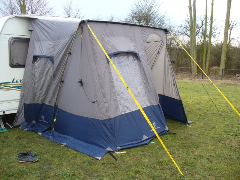 Outdoor Revolution 2007 Easi Porch Exclusive Discounts