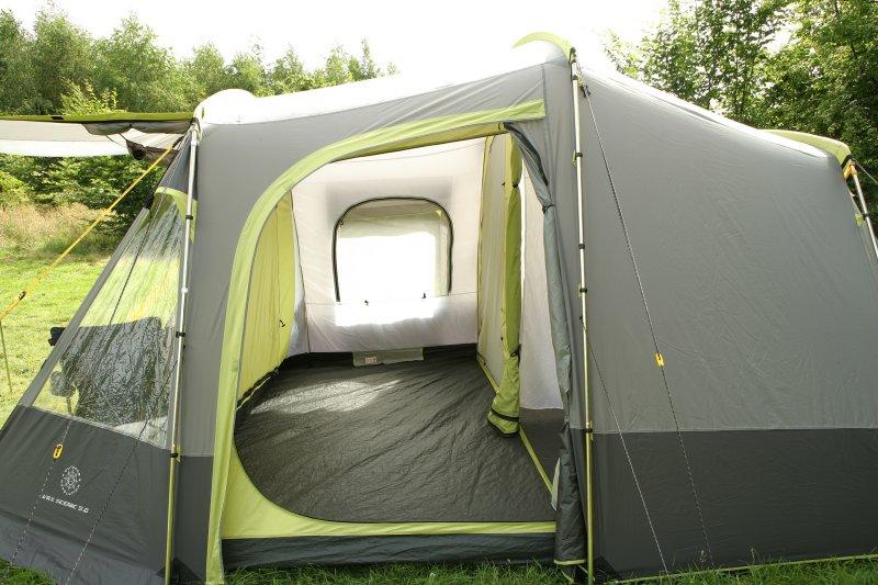 Outdoor Revolution VRX SCENIC 5.0i 5 berth Tent with SIG & Outdoor Revolution VRX SCENIC 5.0i 5 berth Tent with SIG - UK Camp ...