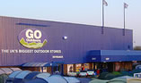 Go Outdoors -- LOUGHBOROUGH