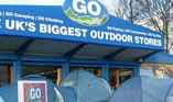 Go Outdoors -- WAKEFIELD