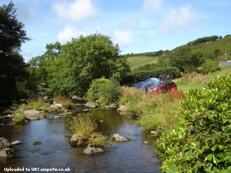 Campsites Near Beach In South Devon