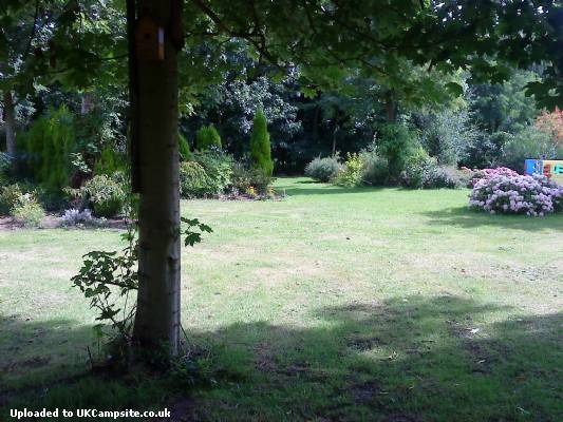 Secret Garden: The Secret Garden Certificated Site , Wisbech Campsites