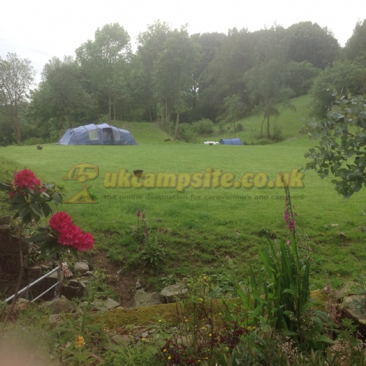 Wasdale Campsite near Eskdale Lake District  National Trust