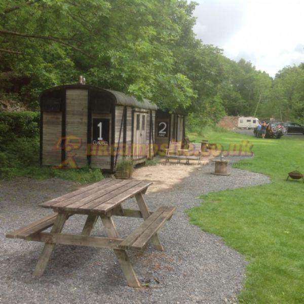 Wasdale Campsite near Eskdale Lake District  National Trust