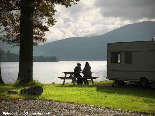 Full hook-up sites | Best Campsites in Cashel, Co. Tipperary