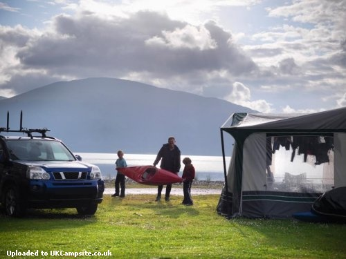 Cashel Camping in the Forest Site - Home | Facebook